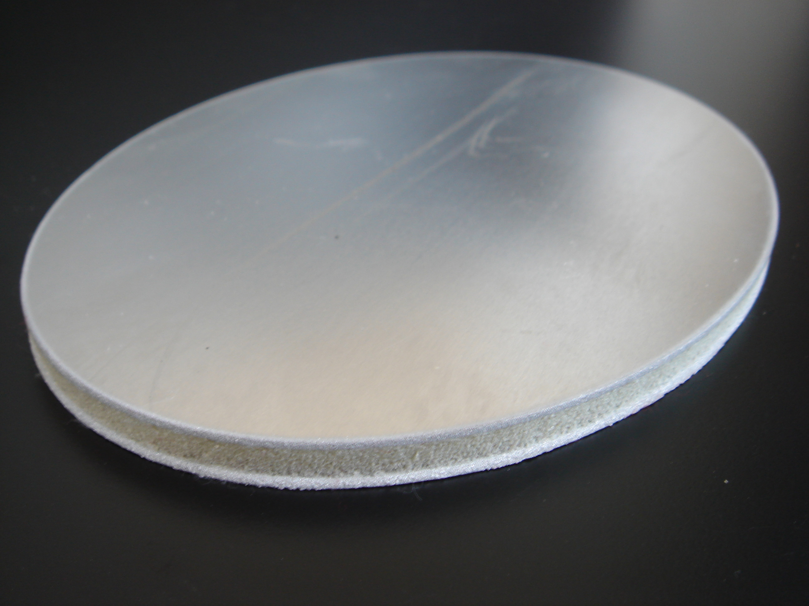 Aluminium faced foam